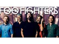 Foo fighter London standing for face value