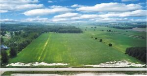Beautiful 10 Acre Lots Minutes from Hwy 404!