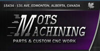 Motorcycle Out Of Province Inspections at Mots Machining