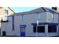 Double fronted shop TO LET