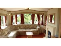 static caravan for sale Isle of Wight finance available 12month near Lower Hyde & Thorness bay