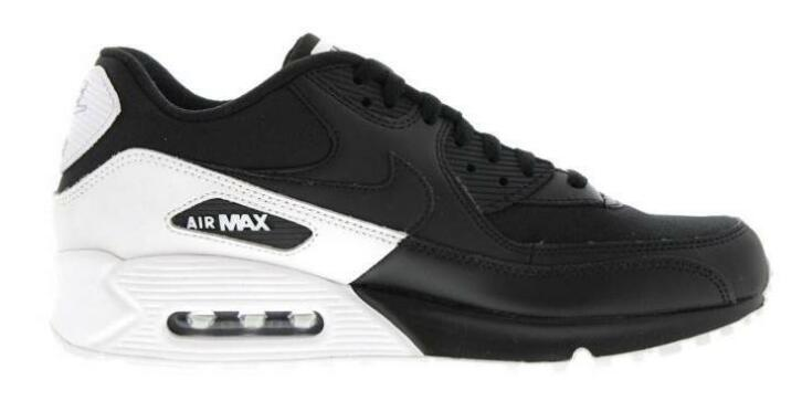 cheaper 63857 0cd0f Essential 537384 2ememain 5 082 40 Zwart be Max Air Wit Nike 90 qHUttI