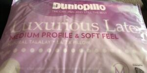 Dunlopillow latex pillow