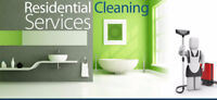 Residential Cleaning- 1 Cleaner $20/ hour