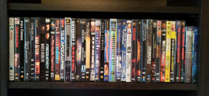 Sci-Fi, Disaster and Adventure movie lot on DVD for sale