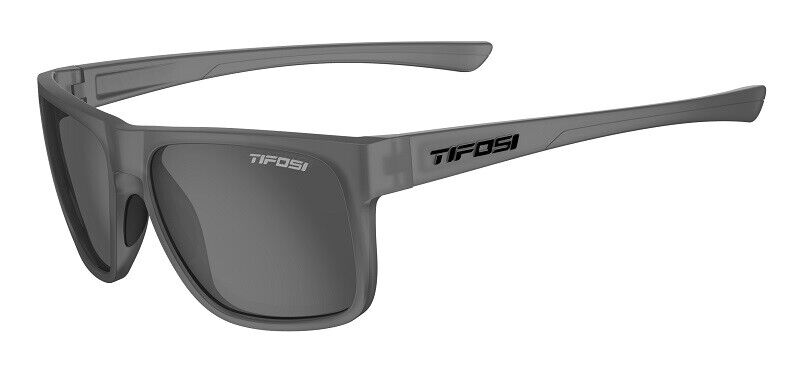 New Tifosi Golf- Swick Sunglasses Satin Vapor Smoke