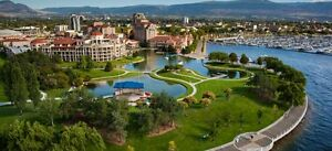 Delta Grand Okanagan Resort Kelowna 1 Week Rental 1 or 2 Bdr