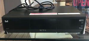BELL 9241 PVR RECEIVER(plus remote)