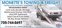Experienced Tow Truck Driver Wanted!