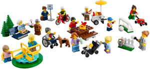 LEGO City 60134 Fun in the Park City People Pack New