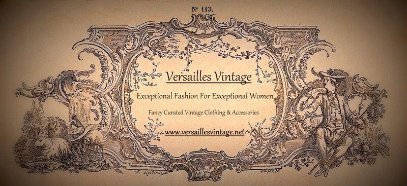 Vintage Versailles