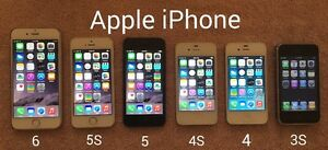 used smartphone apple android