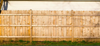 Fencing, Landscaping and Junk removal