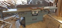 KING industrial 12' jointer