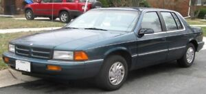 m Original Quality Parts Dodge Spirit 1994 1995