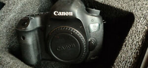Lightly used Canon 5D mk iii