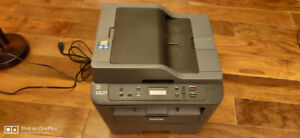 Barely used Brother DCP7020DW Multifunction w New Toner- $100 OB