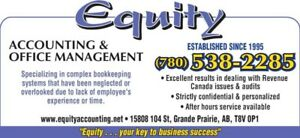 Behind on Bookkeeping? CRA Issues? Phone Us... We Can Help!