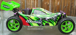 New RC Buggy / Car HSP WARHEAD Nitro 2-speed 4WD 2.4G City of Toronto Toronto (GTA) image 4