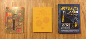 MCSWEENEY'S ISSUE 21, 38 AND 46
