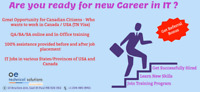 Are you ready for a new career in Information Technology?