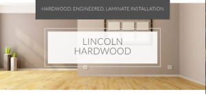 1.35$ HARDWOOD | ENGINEERED | LAMINATE - INSTALLATION