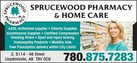 Sprucewood Pharmacy & Homecare