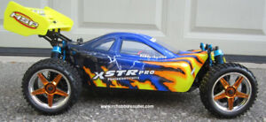New RC Buggy/ Car Brushless Electric 4WD RTR 1 Year Warranty