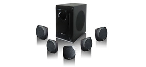 Kevlan 5.1 HD HOME THEATER SYSTEM KV-16(NEW)