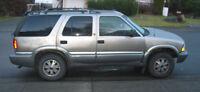 1999 GMC Jimmy SLT SUV, Crossover