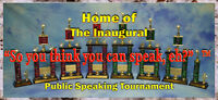 Invitation to Public Speaking Tournament