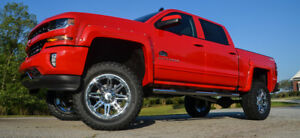 Lift kits for GMC and Chevy trucks at reasonable prices