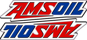 Large 8'x2' AMSOIL Decals pair