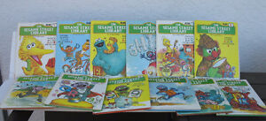 The Sesame Street Library (volumes 1-12)