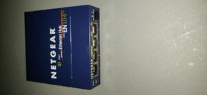 Netgear 4 Port 10Mbps Network Switch