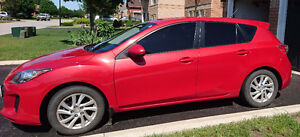 WARRANTY & WINTER TIRES!!  2012 Mazda3 Sport GX Hatchback