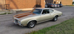1971 Oldsmobile Cutlass Sports Coupe