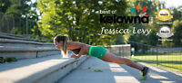 Train with Best of Kelowna's 2016 Personal Trainer Jessica Levy