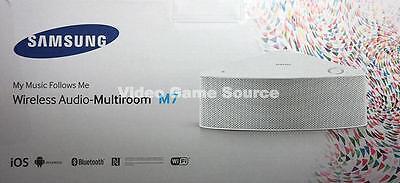 SAMSUNG WAM751/EN WEISS BLUETOOTH WHITE LAUTSPRECHER LOUDSPEAKER NFC SHAPE M7
