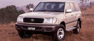 Wanted: Wanted - 80-105 series landcruiser