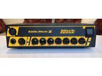 Markbass Little Mark II bass amplifier head