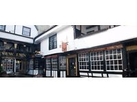 Ghost Hunt at New Inn, Gloucester with Ghost Seekers Paranormal - people from any location can come