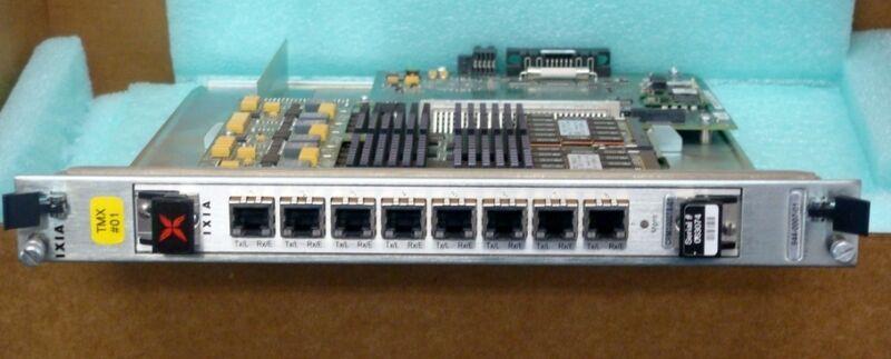 IXIA CPM1000T8-01 Gigabit Ethernet Content Processing Module