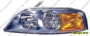Head Lamp Driver Side High Quality Lincoln  LS 2000-2002