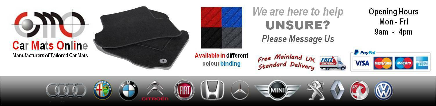 Car Mats Online UK