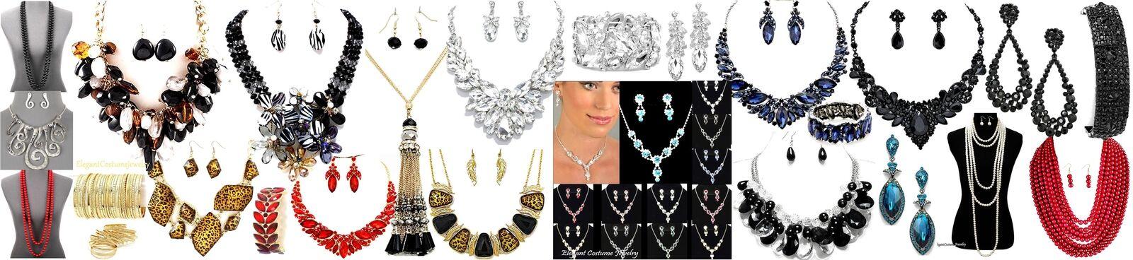 Elegant Costume Jewelry