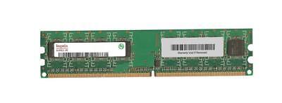 1GB Hynix PC2-6400 DDR2-800MHz non-ECC 240-Pin DIMM Dual Rank Memory (800 Mhz Ecc Module)