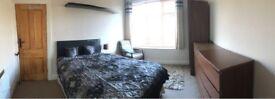 Sunny and spacious room, near ashley cross