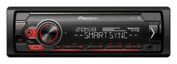 Pioneer Bluetooth Autoradio Handsfree Bellen USB AUX 4x50W