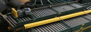 "UNIVEYOR 30"" Wide Roller Conveyor With A Sew/Euro Drive Motor"